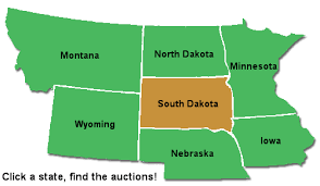 South_Dakota_Map